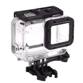 SHOOT 45M Underwater Diving Waterproof Housing Case for GoPro Hero 6 / 5 Black