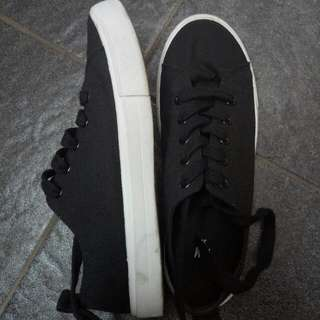 H&M SNEAKERS BLACK