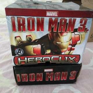Heroclix Iron Man 3
