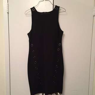 Design Lab Black Bodycon