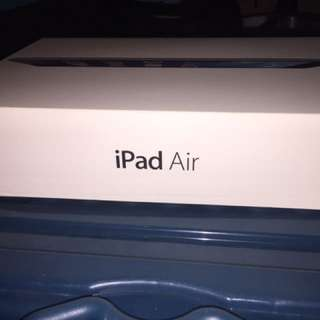 iPad Air 16GB Wifi Only