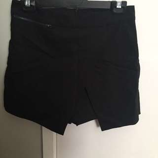 Glasson Black skort
