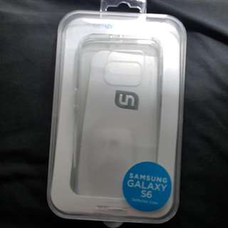Brand New UN Samsung Galaxy S6 Deflector, Clear Case
