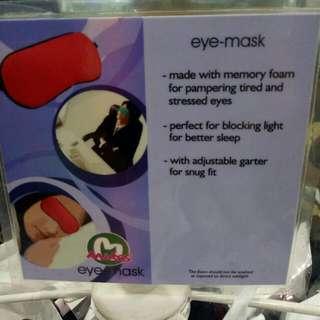 Memory Foam Eyemask
