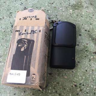Mini Portable Torch Light