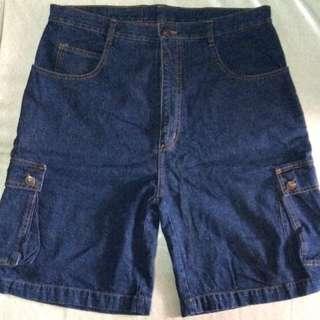 REPRICED‼️denim shorts