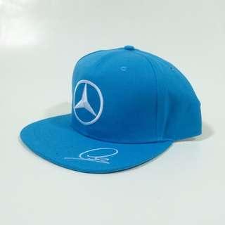 INSTOCK Mercedes Benz Snapback Cap