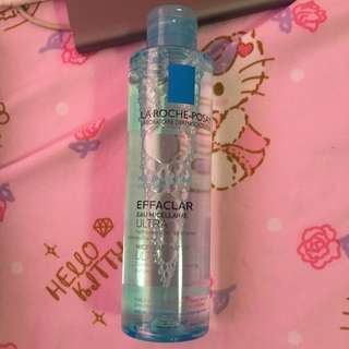 BN La Roche-Posay Effaclar Eau Micellaire Ultra Micellar Water Cleansing, Make-up Removing, Purifying Oily Skin