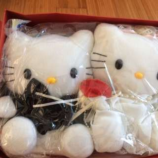 Hello Kitty Wedding Set