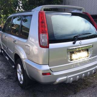 Nissan X-trail 2.5 Leather Seat