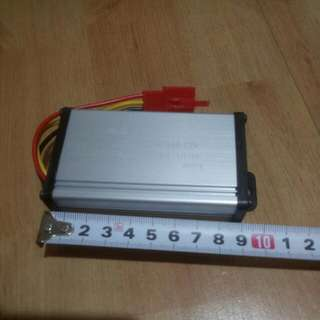 DC to DC power / voltage Converter  bh 48 - 72 V