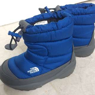 North Face toddler winter boots