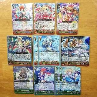 Vanguard Bermuda Triangle Cards