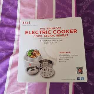 Yoei Electric Lunch Box
