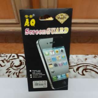 LCD Screen Protector Galaxy S3