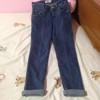 Blue Denim Jeans (merk American Jeans)