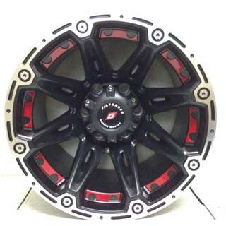 NEW SPORT RIM 4x4 (TckFORGED RACING) DESIGN 16inch