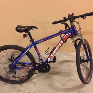 7x3 Mountain Bike