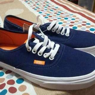 Blue Vans Sneakers (unisex)