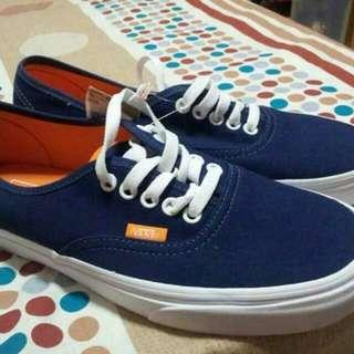 Blue Vans Sneaker (unisex)