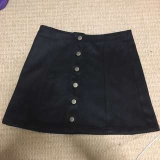 Brand New Black Skirt