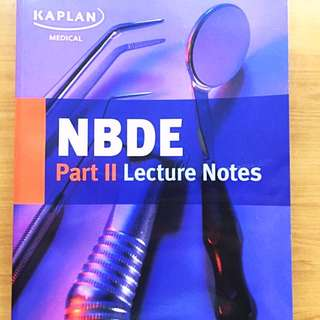 Kaplan Nbde Part 2 Lecture Notes 2017