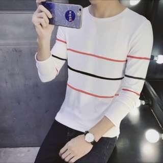 INSTOCK BNIP White Stripe Shirt