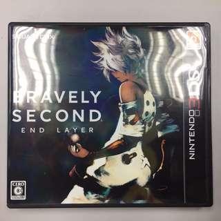 Nintendo 3DS Bravely Second End Layer  勇氣默示錄 不議價