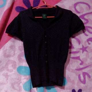 Black top for women