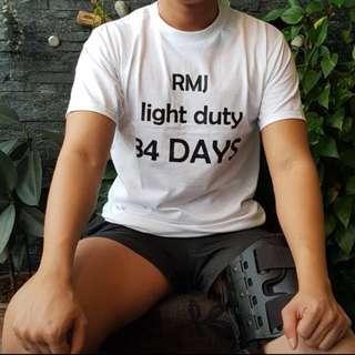 RMJ White Tshirt