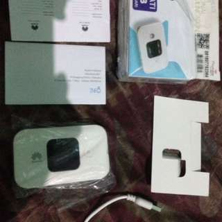 Modem 4G All GSM Huawei E5577 XL GO Unlock