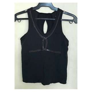 Nike Cut-out Top