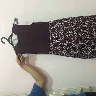 Love Bonito Jumpsuit size 4
