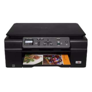 DCP-J152W Color Inkjet All-in-One with Wireless Networking