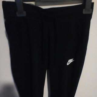 Nike Lite Fleece Track Pants Cuffed Xs