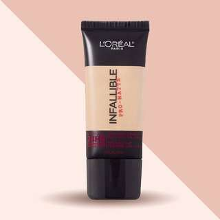 Loreal Infalliable Pro-Matte Foundation