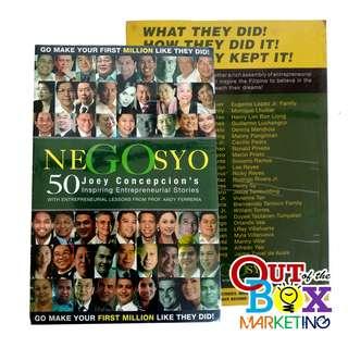 Go Negosyo 50 Inspiring Entrepreneurial Stories