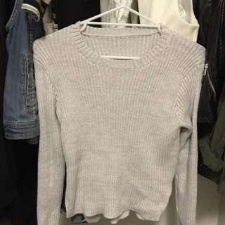 Lilac Knitter Jumper