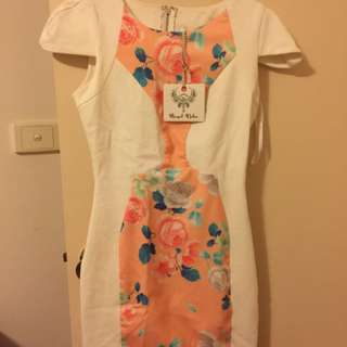 Brand New Floral Dress- Make An Offer