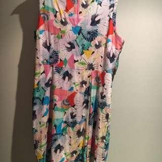 Gorman X Miranda Skoczek Dress size 14