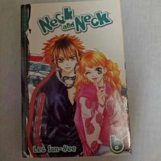 Neck and Neck Volume 6 Manhwa
