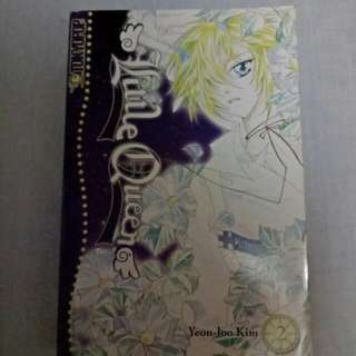 Little Queen Volume 2 Manhwa