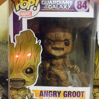 Funko Pop Angry Groot