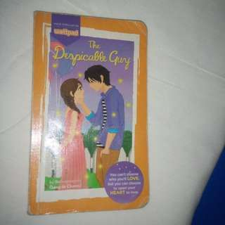 The Despicable Guy (wattpad)