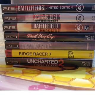(Fire Sale 2) PS3 Games