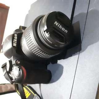 D3200 NIKON Camera Dslr