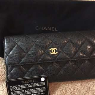 Chanel 長夾