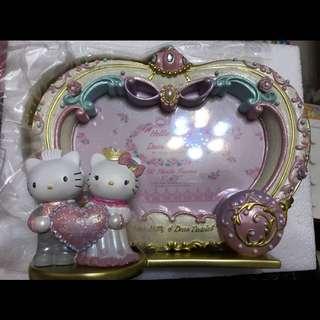 Hello Kitty Dear Daniel 結婚相架 5R 全新