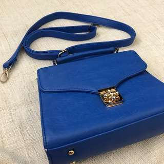 Colette Long Strapped Bag (Detachable)