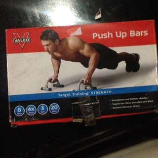 Valeo Push Up Bars